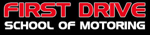 First Drive School of Motoring Logo